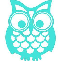 Hoot Owl Vinyl Decal Sticker | Cars Trucks Vans Walls Laptop