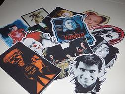 Horror Movie GOONS & Creeps Die Cut Vinyl Stickers Decals Se