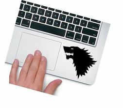 House of Stark Game of Thrones - Trackpad Apple Macbook Lapt