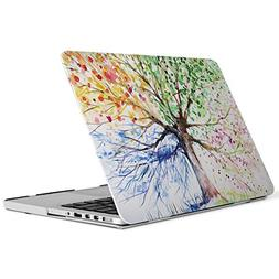iCasso Macbook Retina 15 Inch Case Rubber Coated Soft Touch
