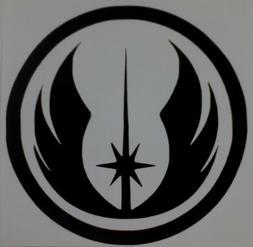 Jedi Order Logo Star Wars Vinyl Sticker Decal home laptop ch