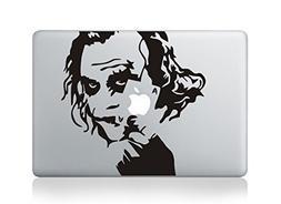 The Joker Ace MacBook Pro / Air sticker decal vinyl skin des