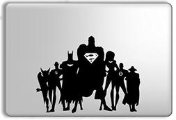 Justice League Superman Batman Superhero - Apple Macbook Lap