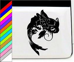 Koi fish <font><b>sticker</b></font> Japanese Chinese Funny