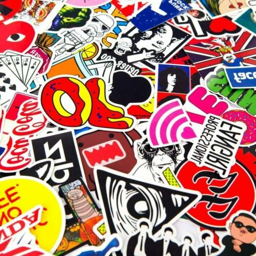 100/200/300 Bomb Vinyl Laptop Decals Dope