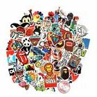 100 Pack Skateboard Stickers Variety Vinyl Car Sticker Motor