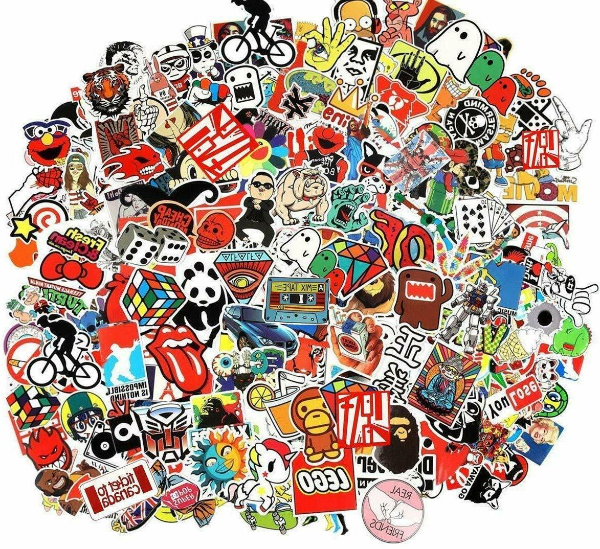 100 pack stickers funny cute decals