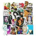 100 pcs Cool Sexy Girls Pop Culture Sticker Decals for Skate