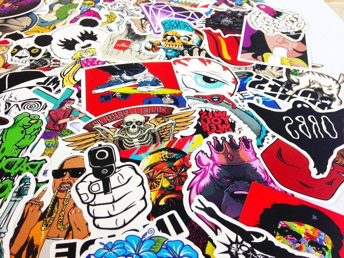 100 Skateboard Dope