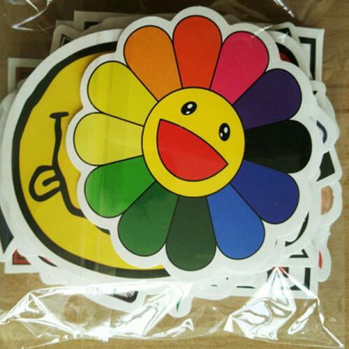 50/100/200/1000 Stickers Bomb Vinyl Dope Lot