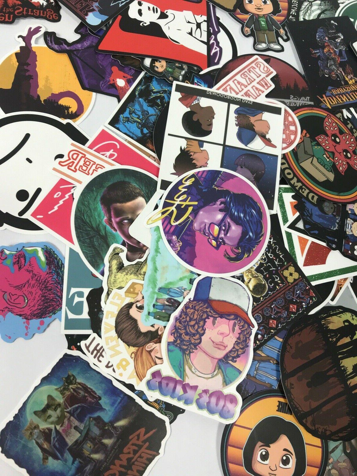 100pc Show Alien Decal Sticker Pack