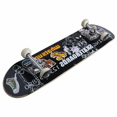 50Pcs Bomb Skateboard Luggage Decal Cool