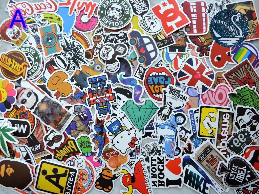Decals Car Laptop Sticker