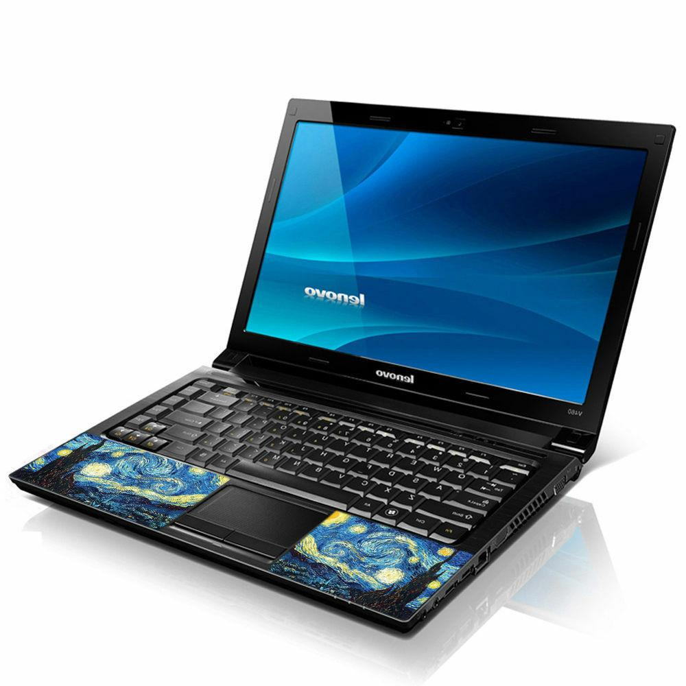 """Laptop Sticker Decal Cover 11.6""""-15.6"""" Sony HP Toshiba MSI"""