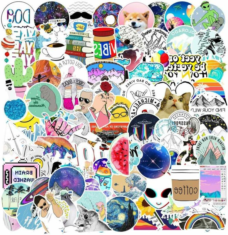 156 Pcs Stickers,Laptop and Sticker