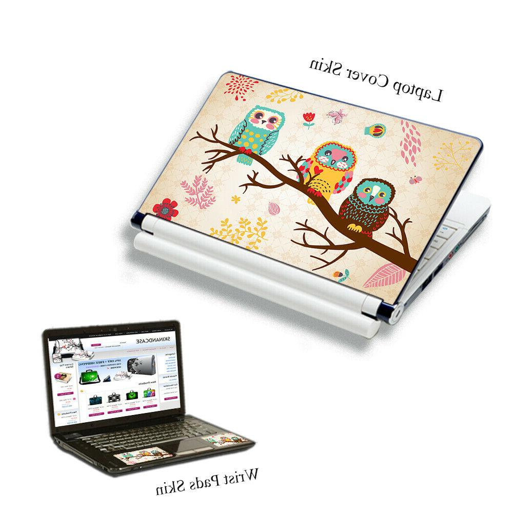 """16.5"""" to 17.3"""" Laptop Decal Cover For Acer etc"""