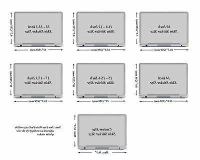 Meffort Inc 17.3 Inch Laptop Sticker Cover Art (Fr...