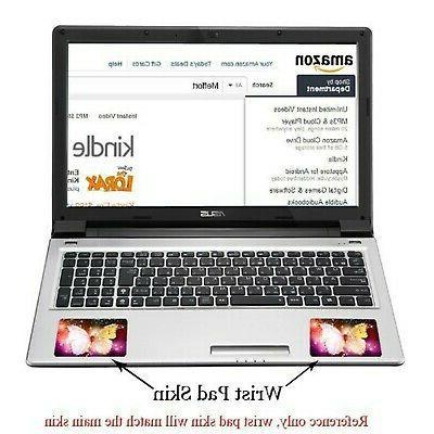 Meffort Inc Inch Laptop Sticker (Fr... New