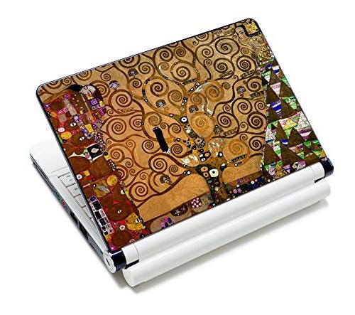 "Meffort Inc Cover Art 16"" Notebook PC - Klimt Tree Life"