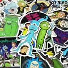 20 Pcs - New Rick and Morty Car Wall Stickers Skateboard Lap