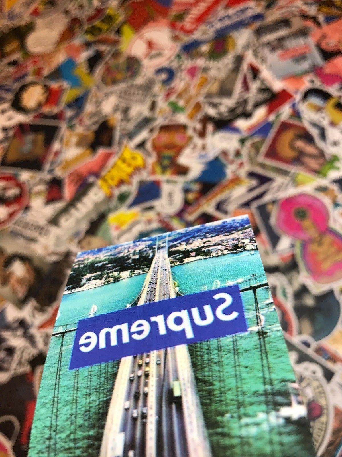 200 Skateboard Stickers bomb Vinyl Dope cool