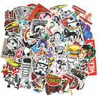 200 Funny Stickers for Skateboard Laptop Luggage Motorcycle