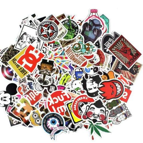 200 PCS Random Stickers Graffiti Laptop Decals