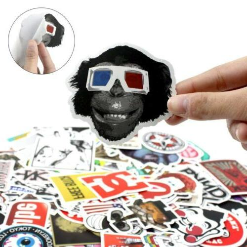 200 Stickers Decals