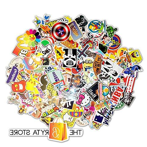 200 premium stickers decals vinyls pack of