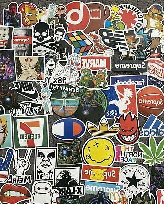 200 Vinyl Laptop Luggage Decal Sticker Longboard