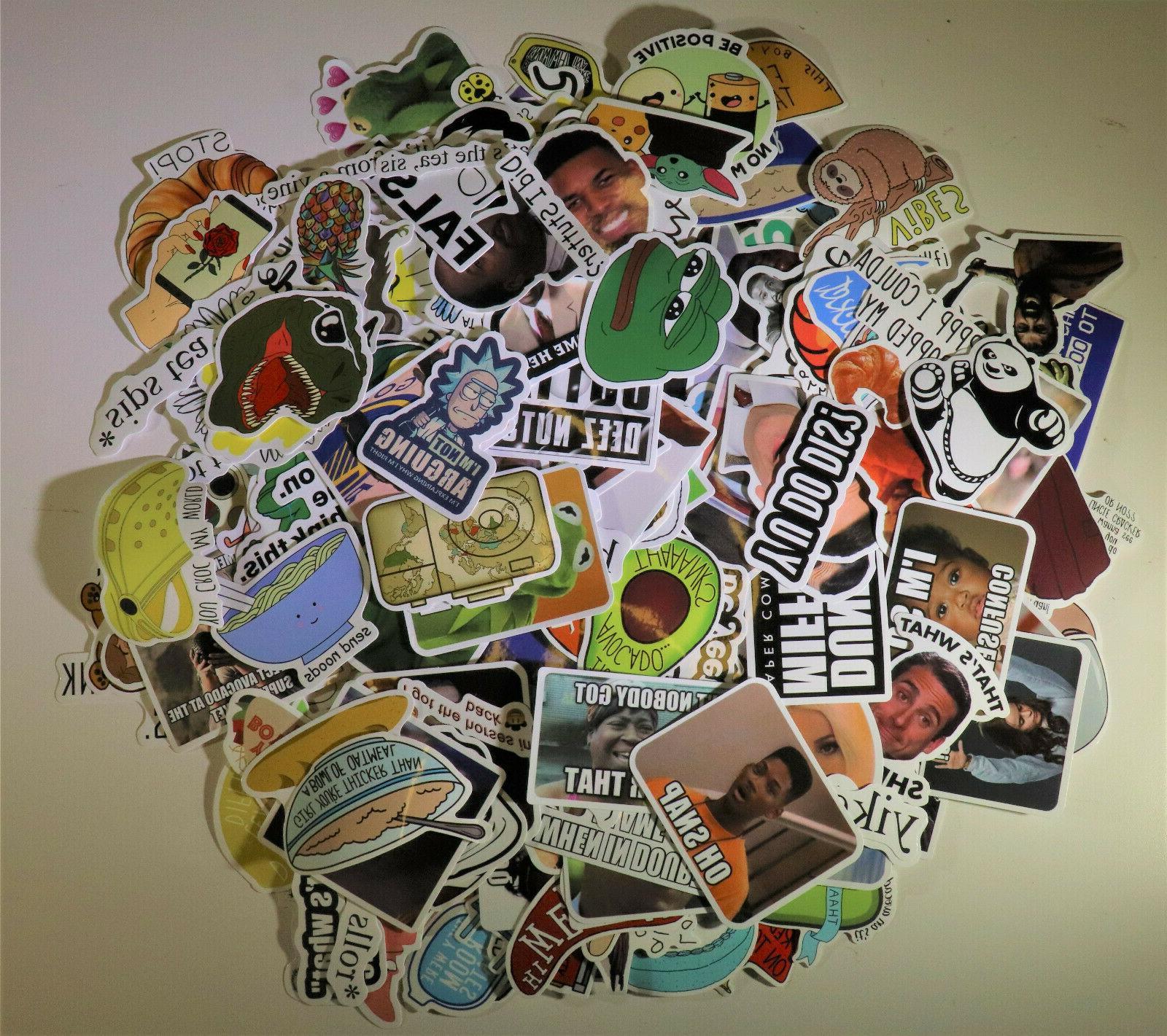Vinyl Dope Sticker