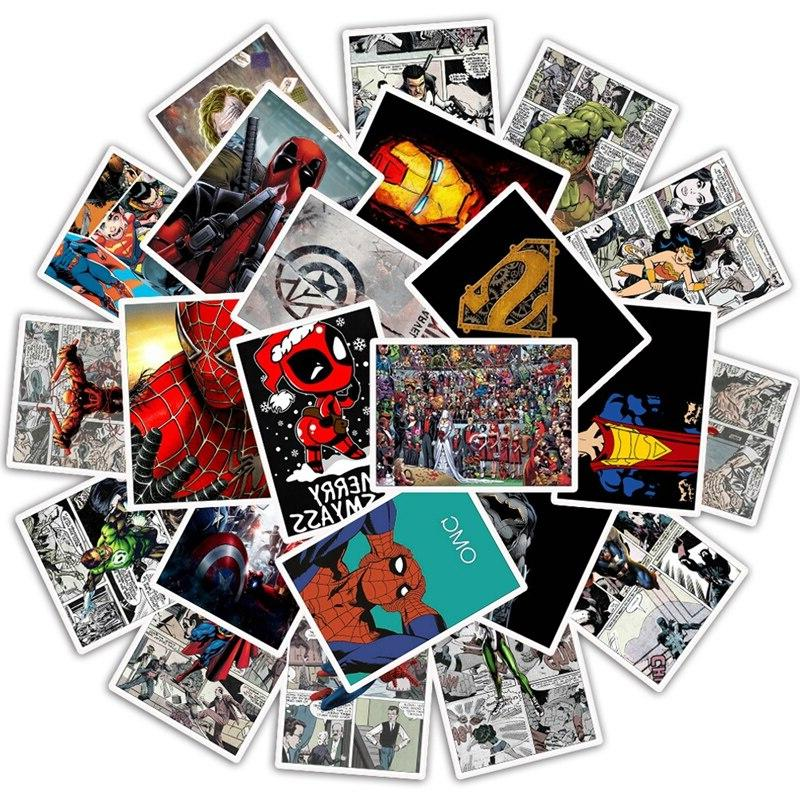 America <font><b>Stickers</b></font> Motorcycle Luggage Graffiti <font><b>Marvel</b></font> <font><b>Sticker</b></font>