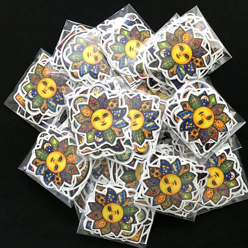 25 x Stickers Bohemian Laptop Car Decal