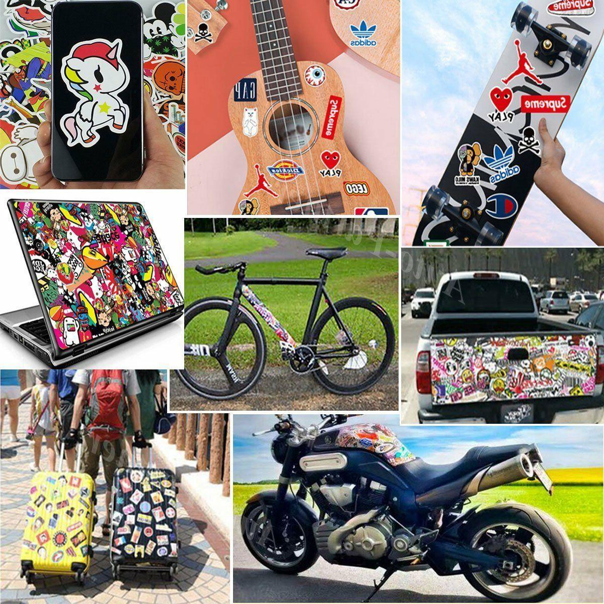 25 x Boho Stickers Hippie Bohemian Laptop Car Mackbook Decal