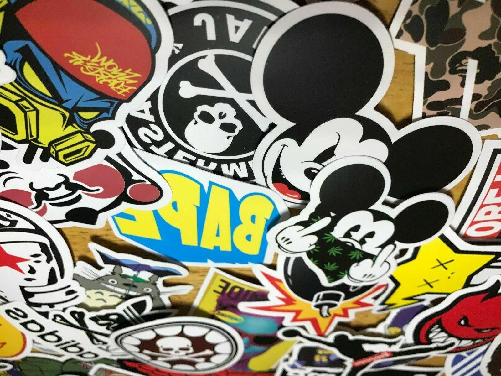 300 Skateboard Vinyl Luggage Dope
