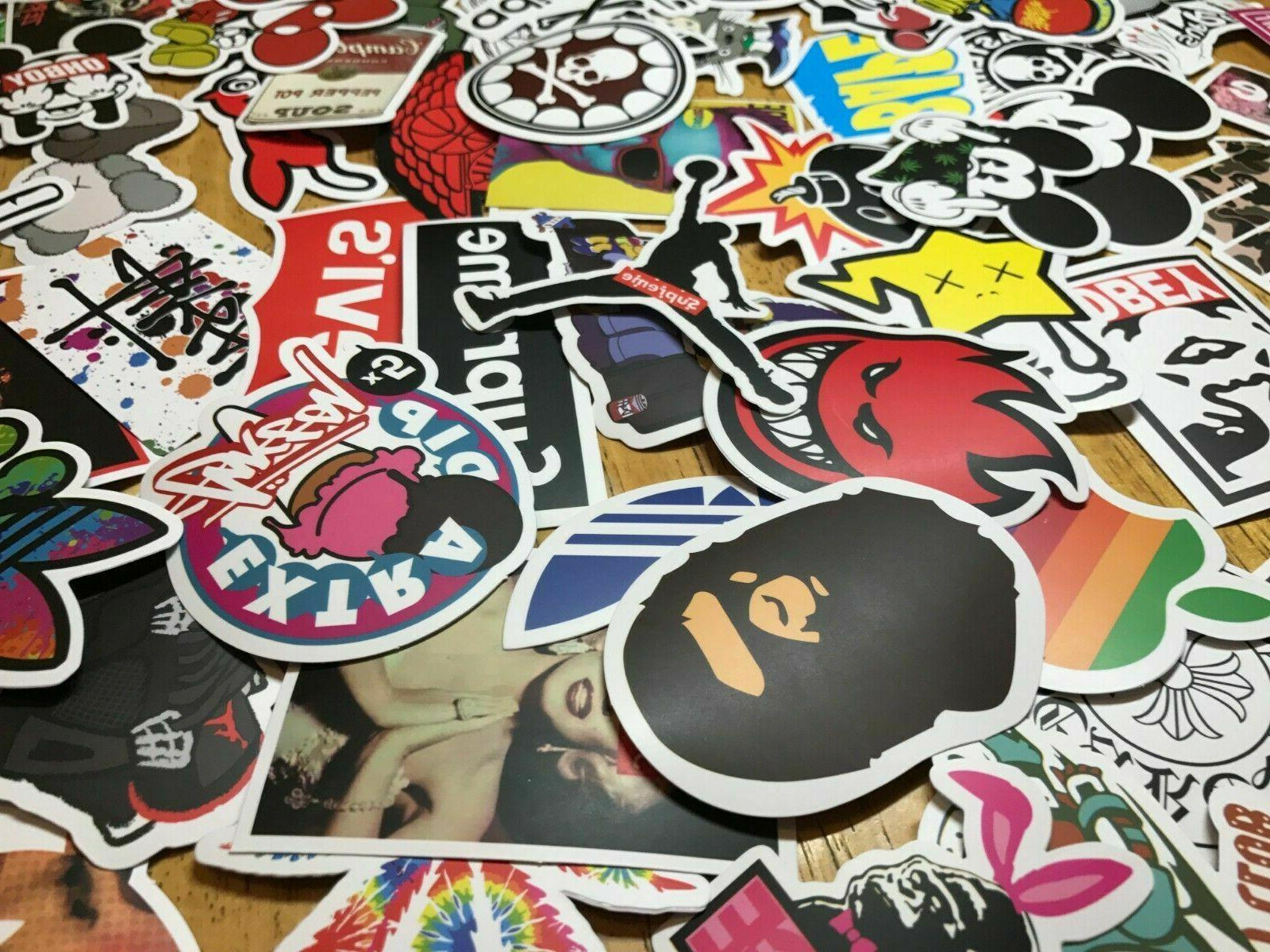 300 Vinyl Luggage Decals Dope Lot