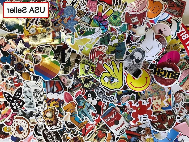 300 pcs / Sticker Bomb Decal Roll Laptop