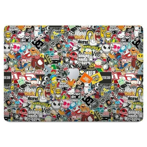 300 random skateboard stickers bomb vinyl laptop