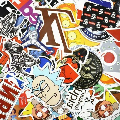 300pcs Mix Lot for Graffiti Sticker Luggage