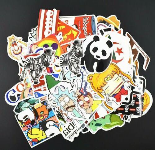 300pcs Mix for Skateboar Sticker