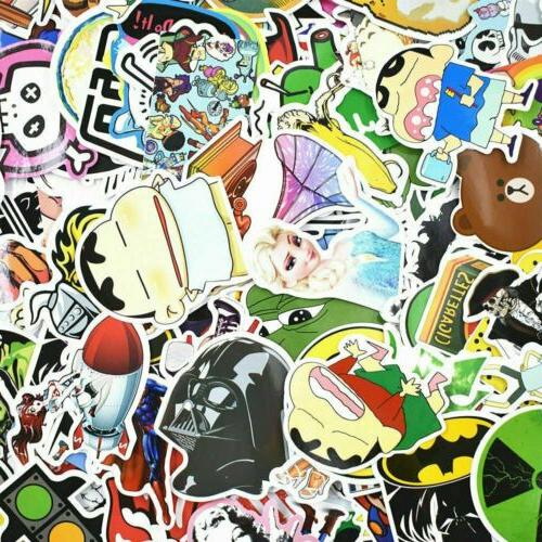 300pcs for Skateboar Graffiti Laptop Sticker