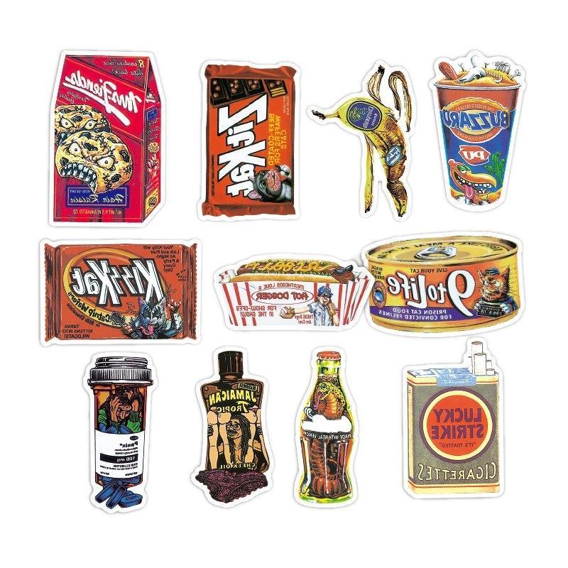 36 Kuso Originality Retro Kids Toy <font><b>Stickers</b></font> DIY <font><b>Laptop</b></font> Phone Bike <font><b>Stickers</b></font>