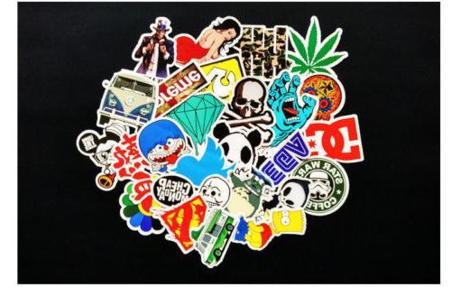 400 PCS Sticker Graffiti Luggage