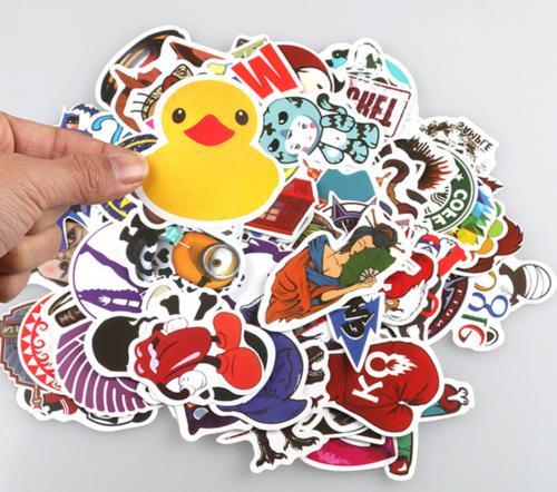 400 PCS Stickers Sticker Laptop Car