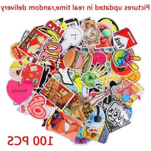 400 Vinyl Laptop Dope Sticker lot