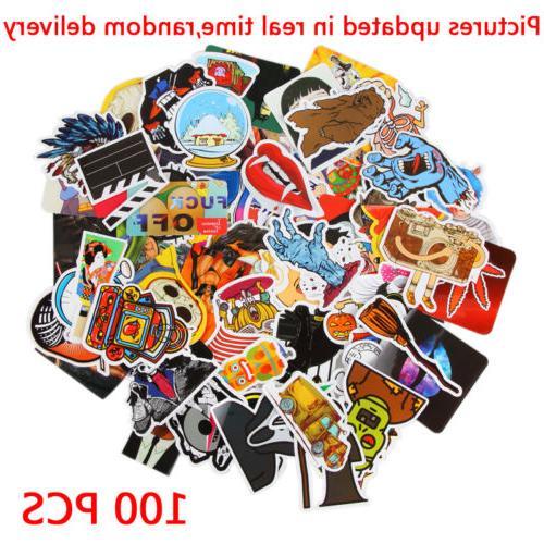 400 Stickers Vinyl Dope
