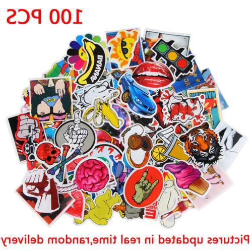 400 bomb Vinyl Dope Sticker lot