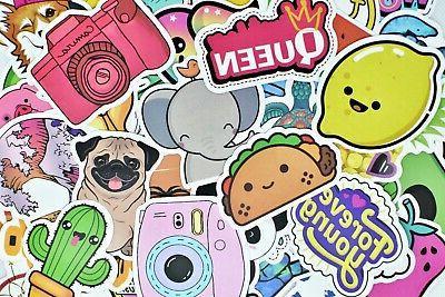 50 Cute Teen Vinyl Pack Hydro Journal