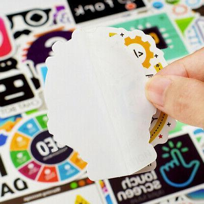 50 Developer Programming Sticker Java Geek Laptop Decor
