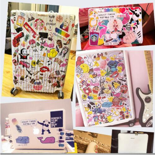 50Pcs/Lot Anime Stickers Car Luggage